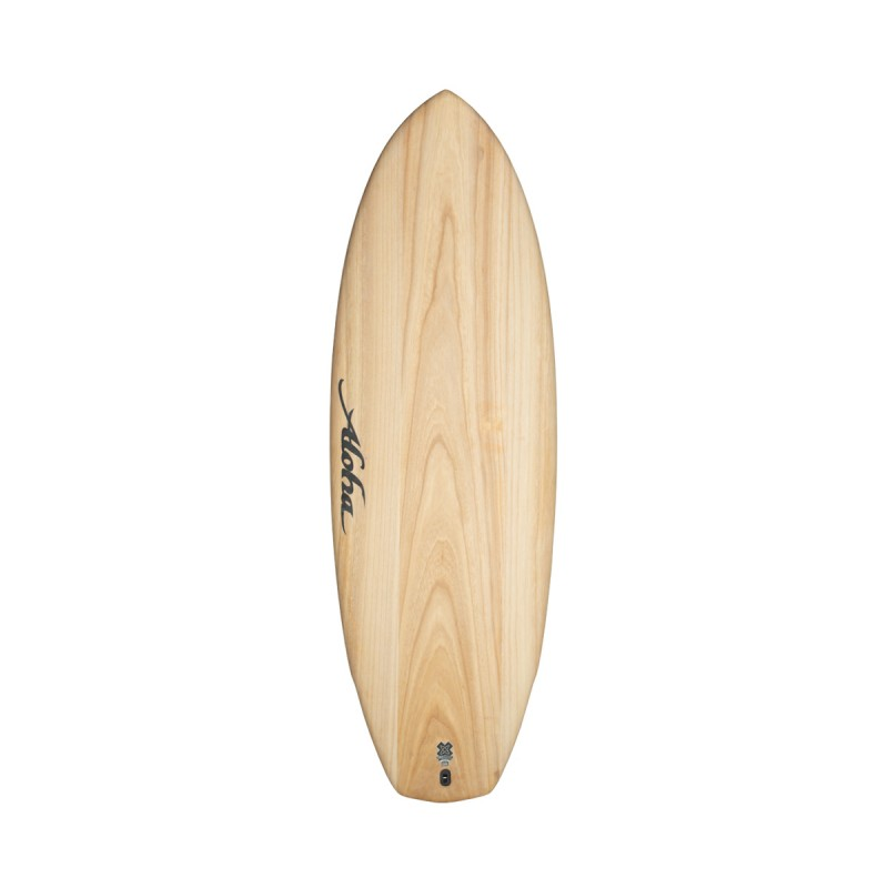 ALOHA Surfboards - Black Panda 5'6 Ecoskin - Future