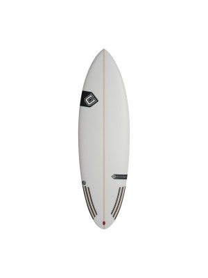 Planche de surf CLAYTON Surfboards Rocket (PU) - 5'7