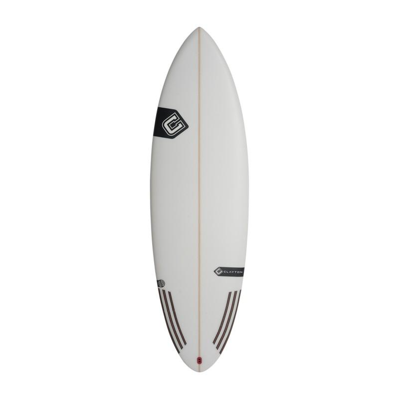 Planche de surf CLAYTON Surfboards Rocket (PU) - 5'7