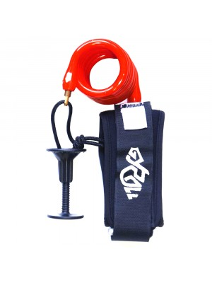 Leash biceps Bodyboard GYROLL Variable Arm - Red
