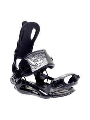 Fixations Snowboard SP FASTEC FT270 2021 (entrée arrière) - Black