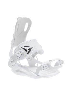 Fixations Snowboard SP FASTEC FT270 2021 (entrée arrière) - White