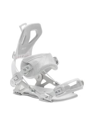 Fixations Snowboard SP FASTEC Core 2021 (entrée arrière) - Grey