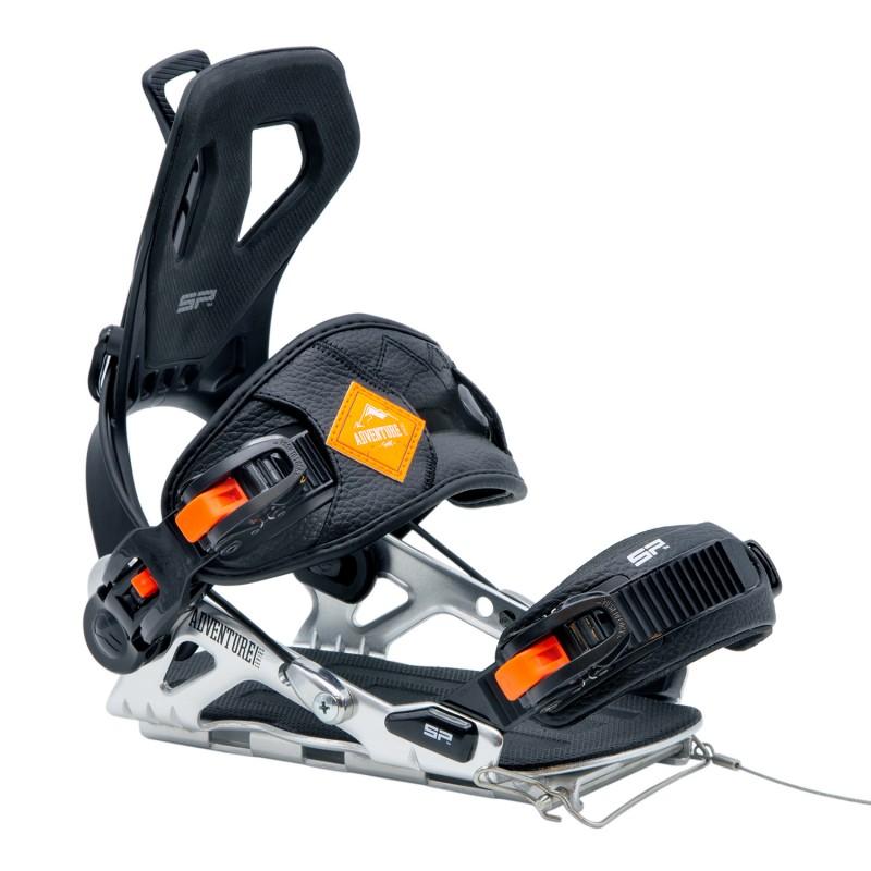 Fixations Snowboard SP FASTEC - Split 2021 (Multi Entry)