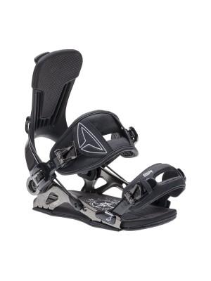 Fixations Snowboard SP FASTEC - Slab 2021 (entrée arrière) - Black