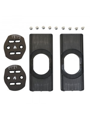 Spark - Solid Board Pucks - Black