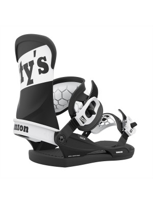 UNION BINDING - Scott Stevens Contact Pro 2020 - Black