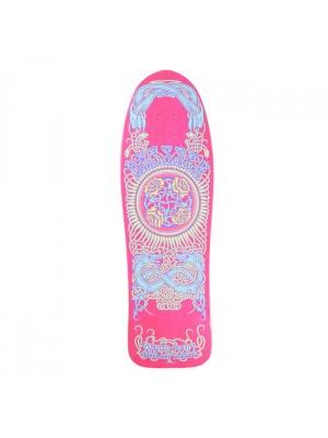 Santa Cruz - Dressen Reissue Deck 10.3 x31.64 inch - Roses