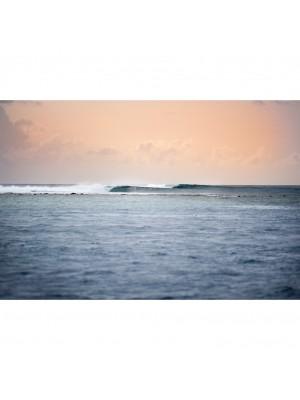 Affif Photographie - Maldives Sunset