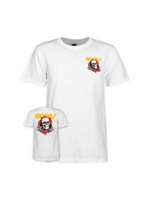 Bones Tshirt - Ripper Tee - White