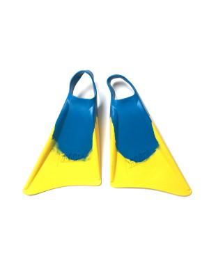 RIP SF300 - Palmes de Bodysurf et Bodyboard - Blue / Yellow