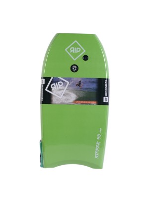 Bodyboard RIP - Ripper Stringer avec leash (EPS) - Green / White