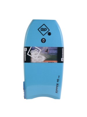 Bodyboard RIP - Ripper Stringer avec leash (EPS) - Blue / Orange