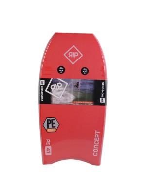 Bodyboard RIP - Concept (PE) Stringer - Red / White
