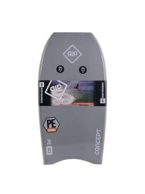 Bodyboard RIP - Concept (PE) Stringer - Grey / White