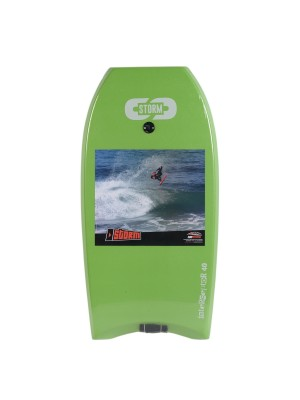 Storm Bodyboard - Interceptor EPS - Green / White