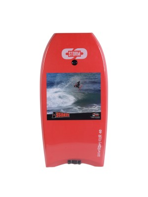 Storm Bodyboard - Interceptor EPS - Red / White