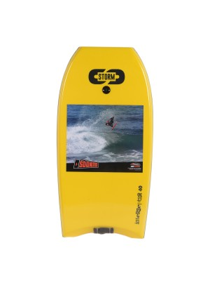 Storm Bodyboard - Interceptor EPS - Yellow / Orange