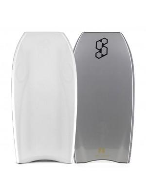 SCIENCE Bodyboard - Pocket Tech CT (PE) - White / Silver