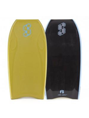 SCIENCE Bodyboard - Pocket Tech CT (PE) - Mustard / Black