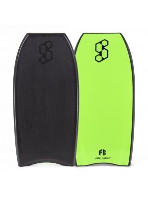 SCIENCE Bodyboard - Launch Tech CT (PE) - Black / Fluoro Green