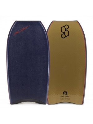 Science Bodyboard - Style Loaded Hi Volume PP - Midnight Blue / Gold