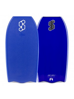 Science Bodyboard - Style Delta Quad Vent PP - Royal Blue / Electric Blue