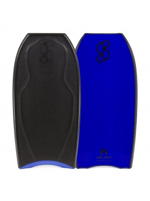 Science Bodyboard - Pro LTD (PP) - Tri Quad - Black / Electric Blue
