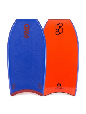 SCIENCE Bodyboard - DKS 2.0 (PP) - Royal Blue / Red