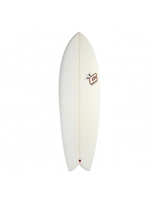 CLAYTON Surfboards - Retro Fish (PU) - 5'6