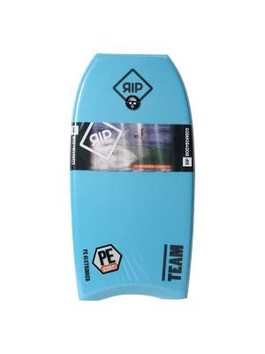 RIP Bodyboard - Team (PE) - Aqua Blue / Silver