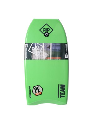 RIP Bodyboard - Team (PE) - Green / Electric Blue