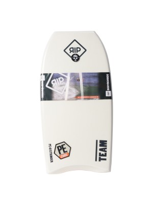 RIP Bodyboard - Team (PE) - White / Red