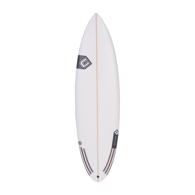 CLAYTON Surfboards - Swivel (PU) Future - 5'10