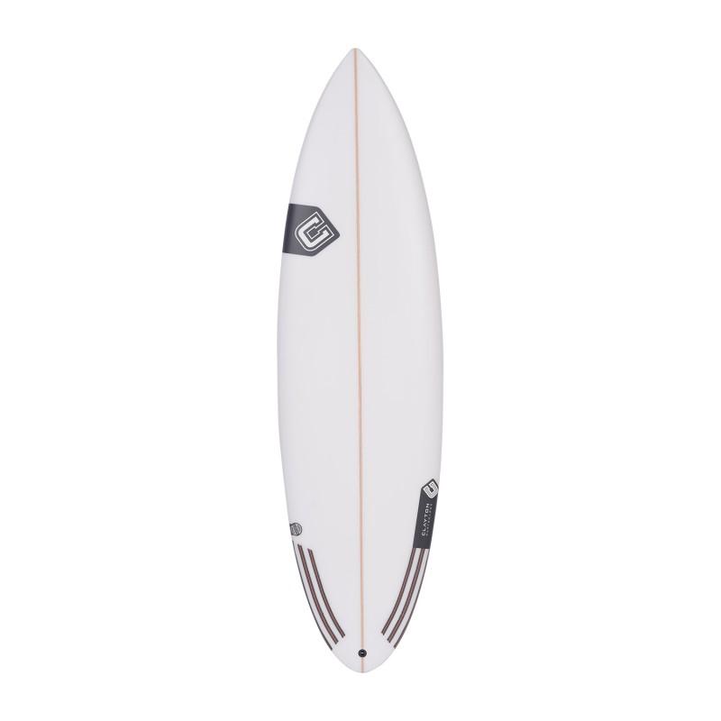 CLAYTON Surfboards - Swivel (PU) Future - 6'0