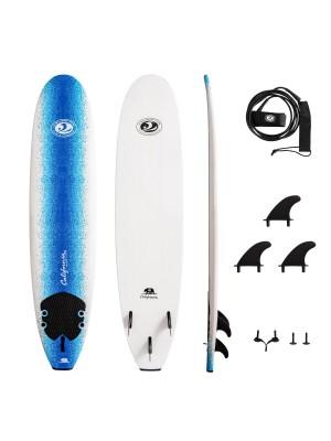 Planche de Surf Mousse Softboard CBC 8' - Bear Series