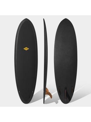 ALMOND R-Series Plez Phez 6'4 (PU) - Black