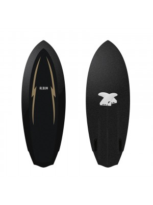 ALBUM - Seaskate Fish 4'10 Soft Top - Golden Lightning