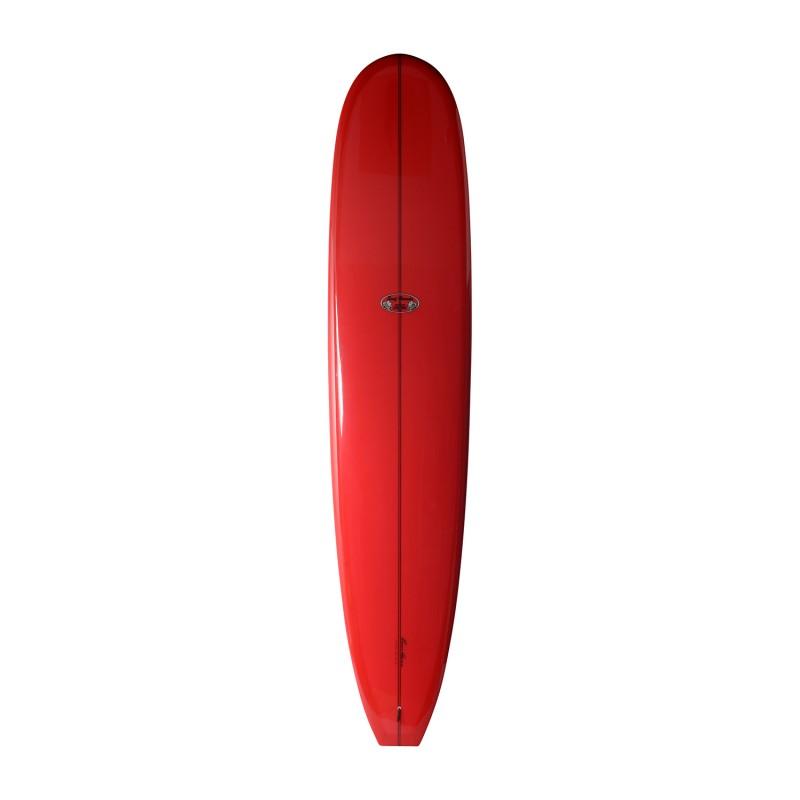 TAKAYAMA Longboard In the Pink 9'2 (PU) - Red