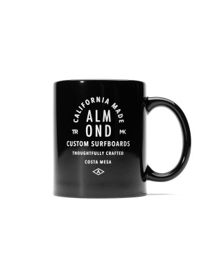 Almond Surfboards - Thoughfully Mug