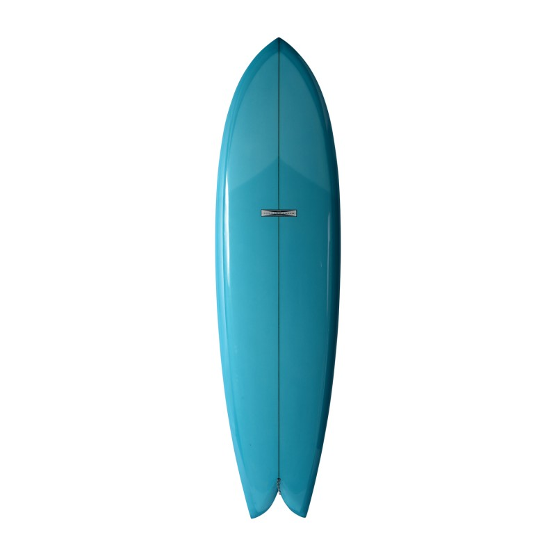 GORDON & SMITH Summer Fish 6'10 (PU) - Blue