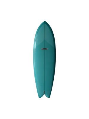 GORDON & SMITH Summer Fish 5'10 (PU) - Blue