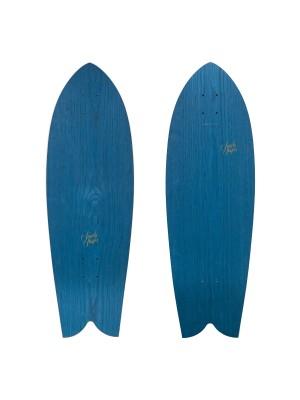 Sandy Shapes - Tropicale Surf Skate (Pack Complet) - Blue
