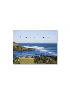 LINE UP - Le Livre