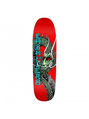 Powell Peralta - Cab Chinese Dragon Deck - Red