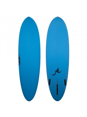 ALOHA Surfboards Fun Division Mid 7'0 (PU) Blue - Futures