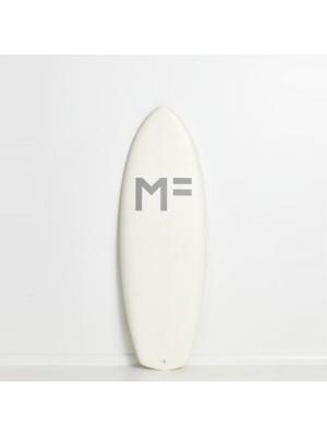 MF Mick Fanning - Little Marley 5'8 Future - White