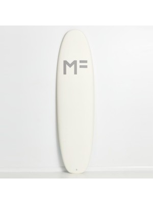 MF Mick Fanning - Beastie 7'6 Future - White