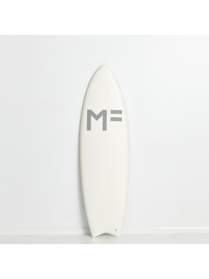 MF Mick Fanning - Catfish 5'4 Future - White