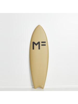 MF Mick Fanning - Kuma Fish 5'10 Future - Soy